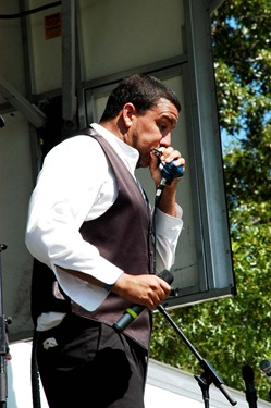 8/9/08 -- Framingham -- Proud 2B Catholic Festival<br /> The band Zealous performed at the music festival, Proud 2B Catholic, held in Framingham.<br /> Photo By:<br /> Robea Patrowicz