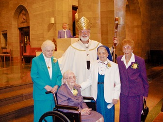 Jubilarians  Sept. 26, 2008 issue