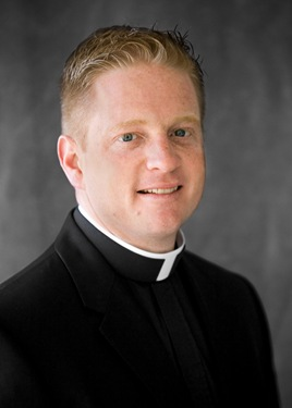 Father Daniel J. Kennedy pictured May 8, 2007, shortly before his ordination to the priesthood.  Father Kennedy's first and only priestly assignment was to St. John the Evangelist Parish in Winthrop.  He died Jan. 27, 2008. He was 34 years old.<br /> Pilot photo/ Gregory L. Tracy<br />