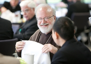 Luncheon with the  newly ordained and their families, May 29, 2009. Pilot photo by Gregory L. Tracy