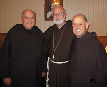 Cardinal &amp; Friars
