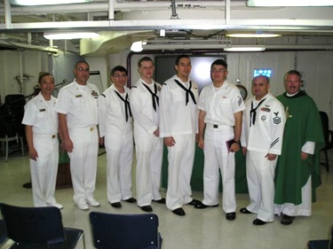 FrKennedy_Confirmation class on Carrier