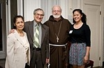 Current Scholar Gabriella Aragon and her family 2-7581