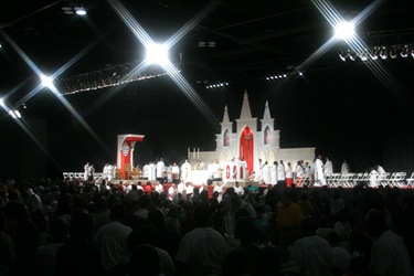 Closing Mass @ Eucharistic Congress