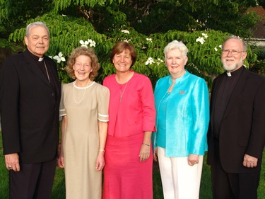 Arise Terry with Honorees and Dooher