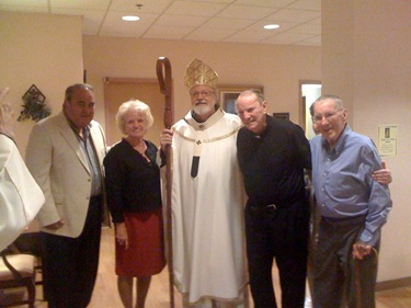 Fr. Vincent and Family