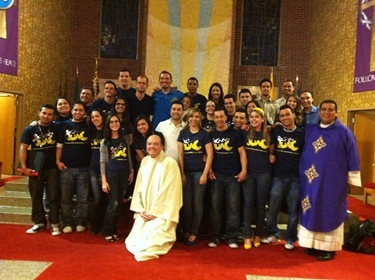 Brazilian Youth Group St. Tarcisius