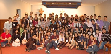 Korean Young Adult Group called Unitas