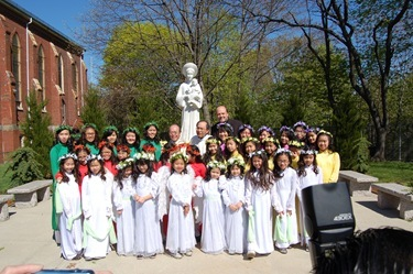 Vietnamese Community First Communion