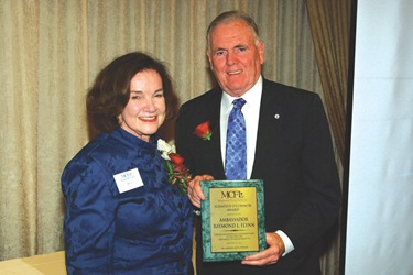Anne and Ray Flynn