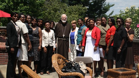 Haiti Project with Cardinal Sean 6.18.12 007