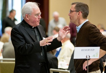 2012 Priests Convocation held at the Westin Hotel in Waltham, June 7, 2012. Pilot photo/ Gregory L. Tracy