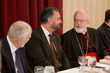 Third Annua Gala Dinner to benefit Redeptoris Mater Seminary of Boston, June 24, 2012 at Four Points Sheraton in Norwood, Mass. Photo by Gregory L. Tracy