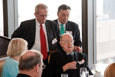 BC CLUB GATHERING FOR SENIOR PRIESTS