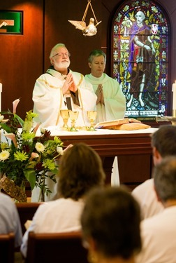 Cardinal O'Malley marks the U.S. bishops' second annual Fortnight for Freedom with a Mass celebrated June 26, 2013 at the archdiocese's Pastoral Center in Braintree.
