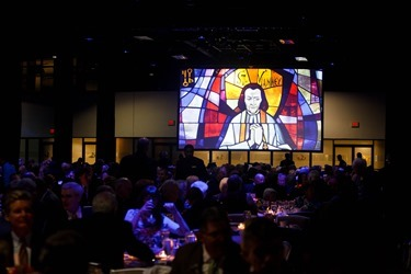 Fifth Annual Celebration of the Priesthood Dinner, held Sept. 26, 2013 at the Seaport World Trade Center in Boston. 