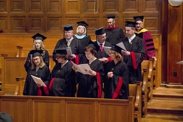 St. john's Seminary Theological Institute for the New Evangelization commencement May 19, 2015. Pilot photo/ Christopher S. Pineo