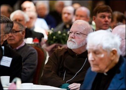 Archdiocese of Boston Convocation for Priests, May 3, 2017 at The Lantana in Randolph. Pilot photo/ Gregory L. Tracy