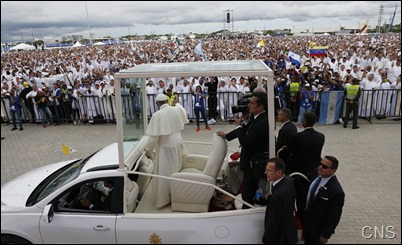 POPE-CARTAGENA-MASS