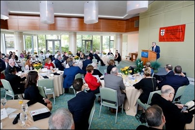 2017 Red Mass Luncheon, Seaport Hotel, Oct. 22, 2017. Pilot photo/ Gregory L. Tracy