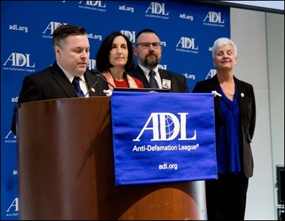 "ADL New England's 11th annual ""A Nation of Immigrants"" Community Seder, March 4, 2018 and UMass Boston. Pilot photo/ Mark Labbe"