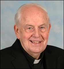 Father John F. O'Donnell, former Pastoral Planning Director and Cambridge pastor