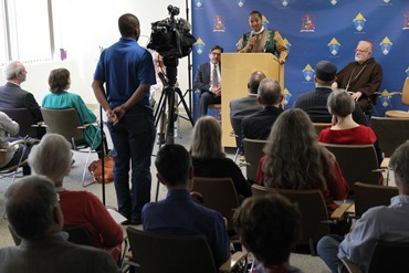 Climate Change Press Conference (2)