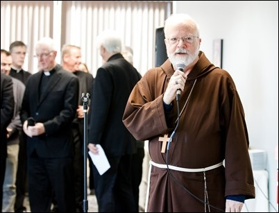 Reception for Bishop John A. Dooher, Oct. 18, 2018. (Pilot photo/ Gregory L. Tracy)