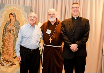 Archdiocese of Boston spring priest convocation, held at the Four Points by Sheraton Hotel in Norwood, May 15, 2019. Pilot photo/ Gregory L. Tracy