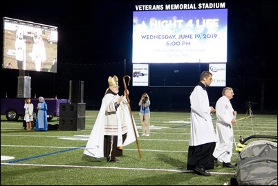 A Night 4 Life held in Quincy, June 19, 2019. Pilot photo/ Jacqueline Tetrault
